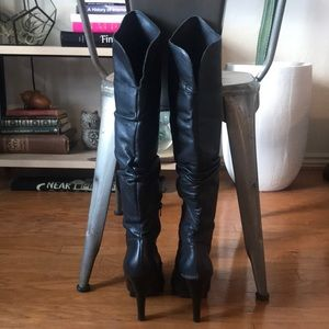 c2c44bbbd00e Jessica Simpson Shoes - Jessica Simpson Knee-high Slouchy Boots